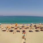 Παραλία Κύμης, Εύβοια