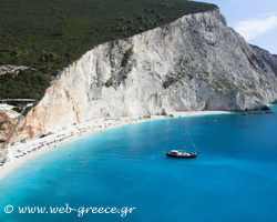 Lefkada: Heavenly beaches with turquoise waters