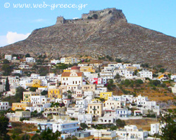 Leros: With the unique architectural masterpieces