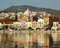 Lesvos: Vast nature and ouzo!