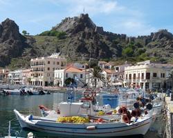 Lemnos: The island of Hephaestus