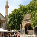 Το τζαμί του Πλατάνου