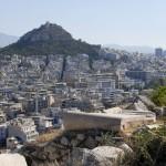 Λυκαβηττός, Αθήνα