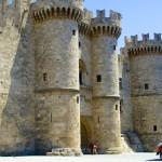 Καστέλο, Μεσαιωνική πόλη Ρόδου