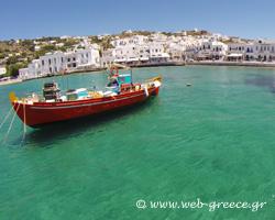 "Mykonos: ""The island of winds"""
