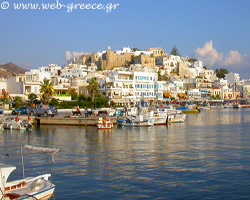 Naxos: Endless beaches and ancient masterpieces