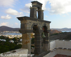 Patmos: The island of the Apocalypse