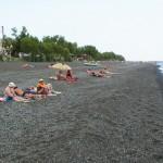 Μαύρη παραλία, Σαντορίνη