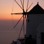 Ηλιοβασίλεμα Σαντορίνη, Κυκλάδες