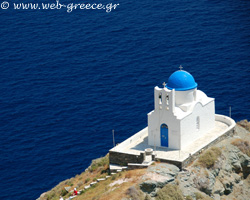 Sifnos: Sophisticated and impressive…