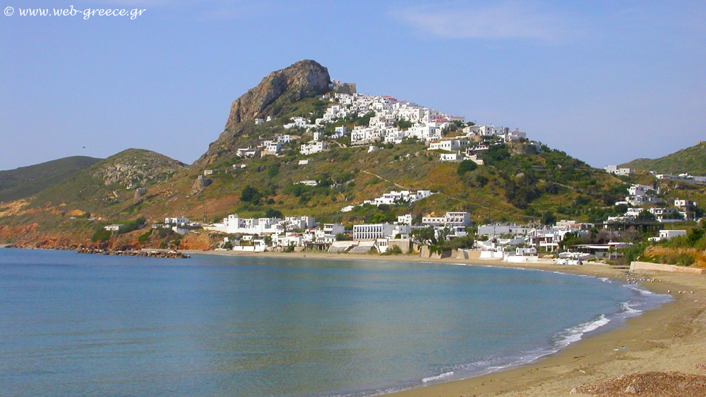 How To Get To Skyros Island From Athens