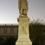 Άγαλμα Διονύσιου Σολωμού, Ζάκυνθος