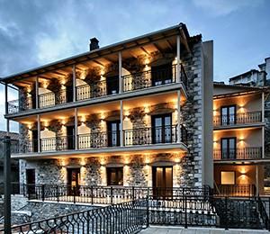 Lagadia 4 Seasons Hotel. Προσφορά Χειμώνας 2016