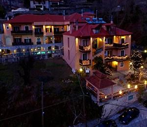 Villa Virginia Hotel & Spa Καρπενήσι. Προσφορά Χειμώνας 2016