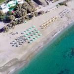 Παραλία Δαμνόνι, Πλακιάς