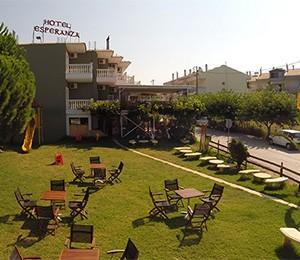 Esperanza Hotel Κανάλι Πρέβεζα. Προσφορά 25ης Μαρτίου