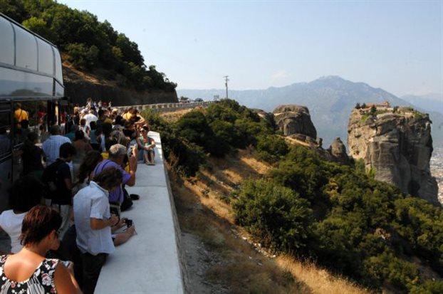 Ταξιδιώτες όλον τον χρόνο φέρνει ο προσκυνηματικός τουρισμός