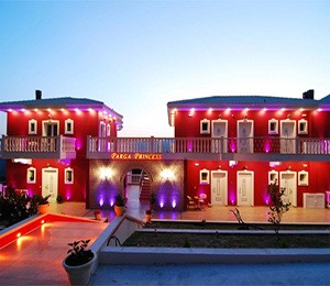 Parga Princess Boutique Hotel