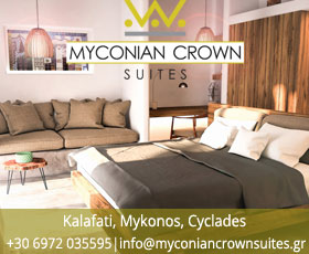 Myconian Crown Suites