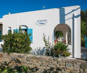 Joseph Apartments – Paros Cyclades – May & June Offer 2019!