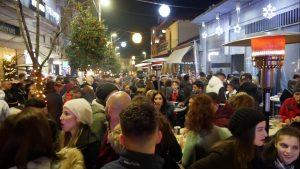 Το μοναδικό Street Party Winter Edition στο Καρπενήσι!!!