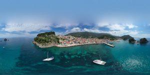 Το ταξίδι ξεκίνησε … VR360° σε γνωστούς και άγνωστους προορισμούς της Ελλάδας!